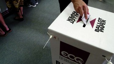 The next Queensland election could be held as late as 2018 but the ECQ has already begun advertising positions.