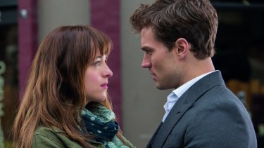 Rather than the grim tale of a sadistic man grooming a naive young woman for sexual violence and abuse, the Fifty Shades trilogy has been framed as a sexy romance or porn for women.