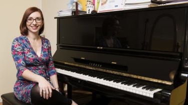 Musician Helen Perris has looked to the market to price her music lessons.
