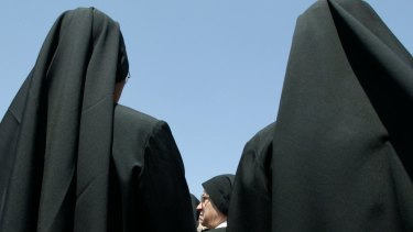 Nuns are the latest target of Pakistan's government.