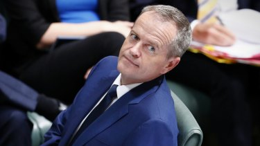 Consolation prize: Malcolm Turnbull's approval numbers are still better than Opposition Leader Bill Shorten's.
