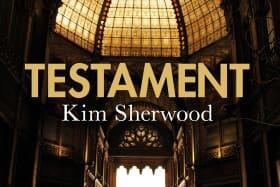 Testament. By Kim Sherwood.