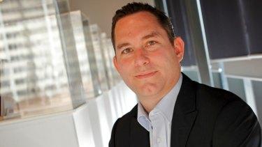 SocietyOne chief Jason Yetton, who previously ran retail banking at Westpac.