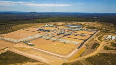 CSG has boomed in Queensland.