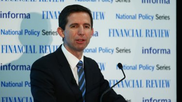 Senator Simon Birmingham - the government would exempt the grandparents who are primary carers of children.