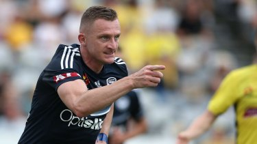 With Besart Berisha back scoring goals, and Sydney FC showing a chink in the armour, can Victory make an unlikely late run at the title?