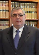 New Queensland Chief Magistrate Orazio (Ray) Rinaudo.