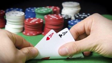 Crown is not folding on poker tax.
