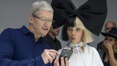 Apple CEO Tim Cook made close to $200 million last year even though the iPhone maker reported its first annual sales decline since 2001.