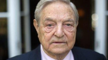 Billionaire financier George Soros has lashed Beny Steinmetz.
