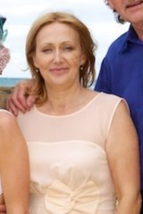 Christina Beaumont, who fell in the sinkhole in Springvale South and is now in hospital with a blockage to her heart.