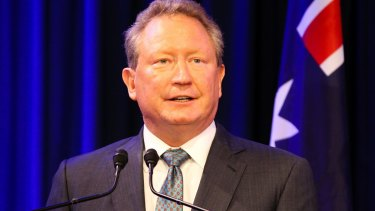 """Stinging attack: Andrew Forrest describes the ARU's process to cut the Western Force a """"charade""""."""