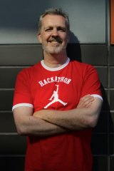Front man: Google Maps co-founder Lars Rasmussen.