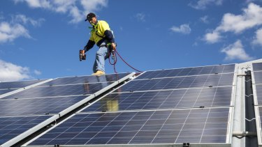 Australia now has 1.4 million rooftop solar systems on in homes and businesses
