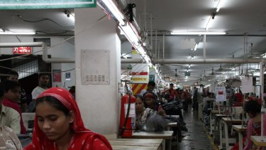 There are an estimated 5000 garment factories in Bangladesh, employing more than four million people. Bangladeshi wages are some of the lowest in the world.
