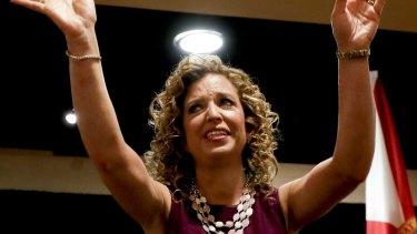 Axed: DNC Chairwoman Debbie Wasserman