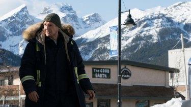 Cold Pursuit is a smidgen beneath Liam Neeson's talents.