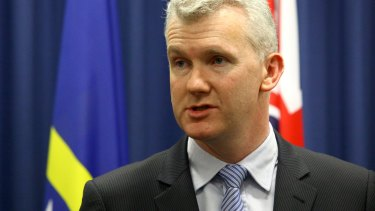 Labor frontbencher Tony Burke has called for an investigation.