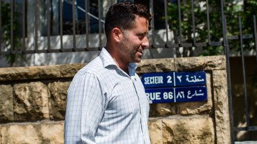 'I don't care about the money': Ali Elamine.
