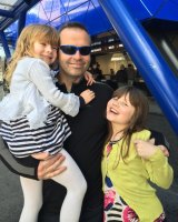 Mr Adams' family is urgently searching for a compatible bone marrow donor.