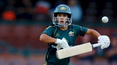 Lisa Sthalekar was part of Channel Nine's commentary team for the women's Ashes