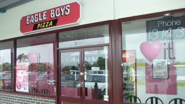 Pizza Hut bought the failed Eagle Boys chain.