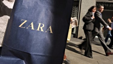 Fast fashion group Zara is said to be reviewing its store rollout program in Australia.