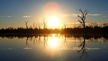 Mildura is expecting 44 degrees on Friday and 43 on Saturday.