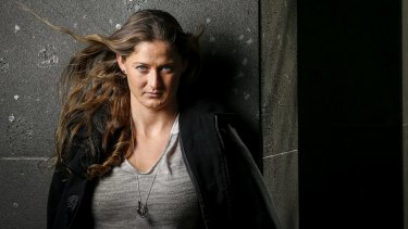 Defender Laura Alleway faces a tough decision over her future.