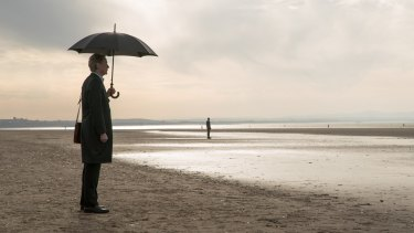 Bill Nighy plays a father seeking answers about his missing son in Sometimes Always Never.