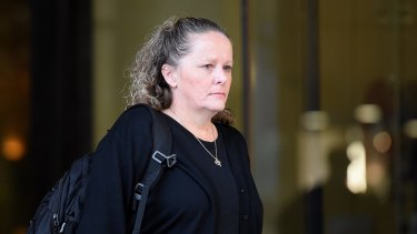 Former prison guard Sharon Yarnton is on trial for the attempted murder of her husband, Dean Yarnton.
