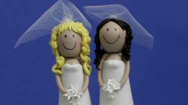 Support for same-sex marriage in Redlands is somewhere between,  50 per cent and 94 per cent, depending on who you listen to.