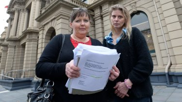 Ms Chapman was one of the leaders of Bendigo's anti-mosque campaign.