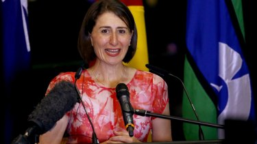 NSW premier Gladys Berejiklian has announced a new approach to the government's beleaguered council mergers policy.