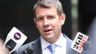 NSW Premier Mike Baird has pushed for an extension of the period terror suspects can be held without charge.