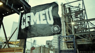 The CFMEU is concerned that building materials containing asbestos, formaldehyde and cheap glass that explodes are being imported and used in Australia.