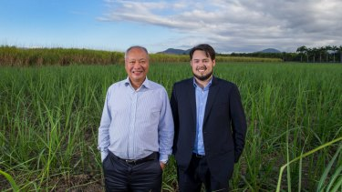 Aquis Entertainment's Tony and Justin Fung could looking at opening a Gold Coast casino.