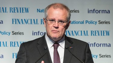 Treasurer Scott Morrison has failed to talk about unemployment in the federal budget lead-up.