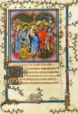 The Hours of Jeanne de Navarre.