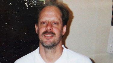 Las Vegas gunman Stephen Paddock