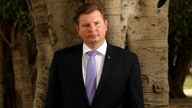 Multicultural affairs minister Craig Laundy