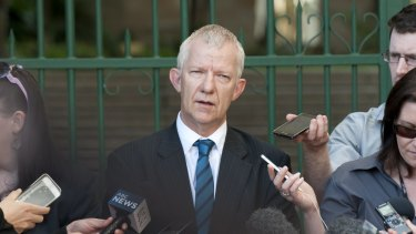 Outgoing Queensland Resources Council boss Michael Roche has blasted government funding of environmental groups.