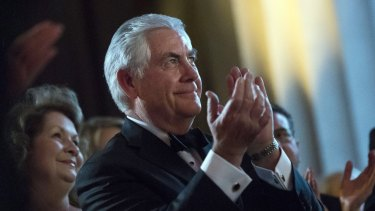 Rex Tillerson, former chief executive officer of Exxon Mobil Corp. has been confirmed as US secretary of state.