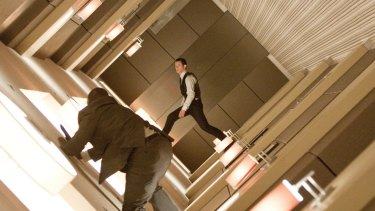 Joseph Gordon-Levitt's character in the film <i>Inception</i> tampers with people's minds.