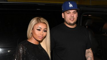 Unlikely pair: Chyna and Rob Kardashian's show makes for perfect car crash TV.