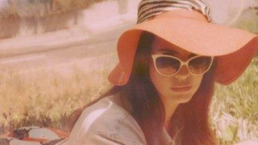 Lana Del Rey: Freedom by design.