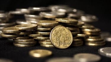 The Australian dollar rose to an overnight peak of US71.52¢, its highest in more than two weeks, in the wake of the Liberal Party spill late on Monday.