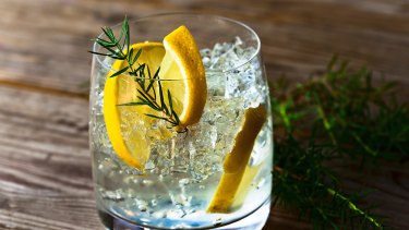 Premium gin is more popular than ever.