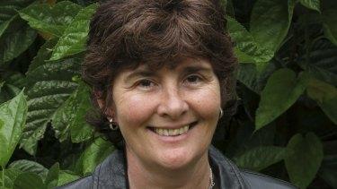 Author Sue Williams.
