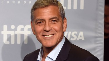 George Clooney who got his start in the Harvey Weinstein film From Dawn to Dusk says he has been unaware of Weinstein's casting couch.